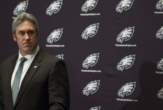Philadelphia Eagles Introduce Doug Pederson